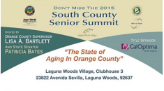 South County Senior Summit