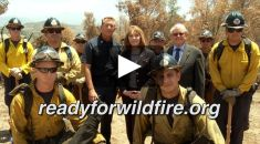 San Diego County Wildfire Public Service Announcement