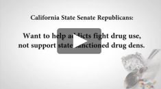 Senate Republicans Oppose AB186